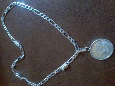 cadenas de plata hombre chile cadena de plata cartier de 70 gra 120 000 en mercado libre