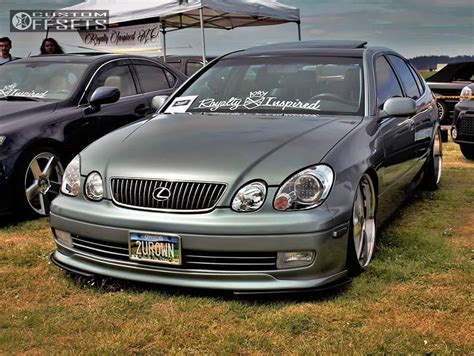 2003 Lexus Gs300 Xxr 968 Bc Racing Coilovers