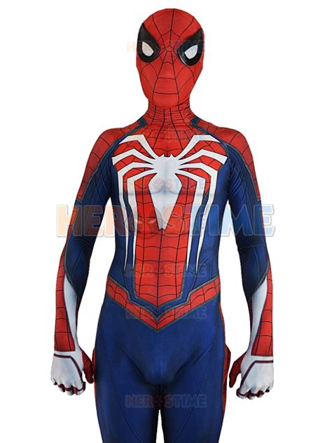 Insomniac Spidermanps4 Pattern insomniac spider costume ps4 suit