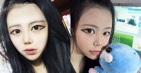 tutorial make up ala korea before after korean makeup trends 2016 mugeek vidalondon