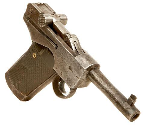 Handmade Gun - war pistol handmade by the viet cong modern