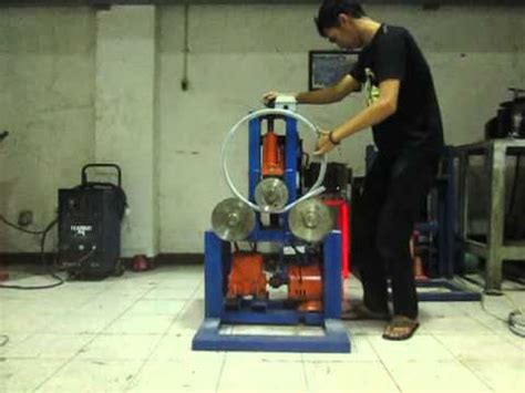 mesin roll pipa untuk kebutuhan laboratorium