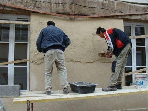 comment enduire un mur ext 233 rieur en 2 couches bricobistro