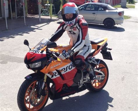 Motorrad Test Cbr 600 Rr by Testbericht Honda Cbr600rr Modell 2013 Speedladies