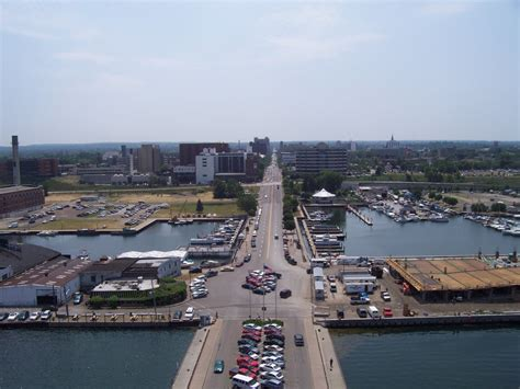 Search Erie Pa Erie Pa Downtown Erie From The Bicentennial Tower Photo Picture Image
