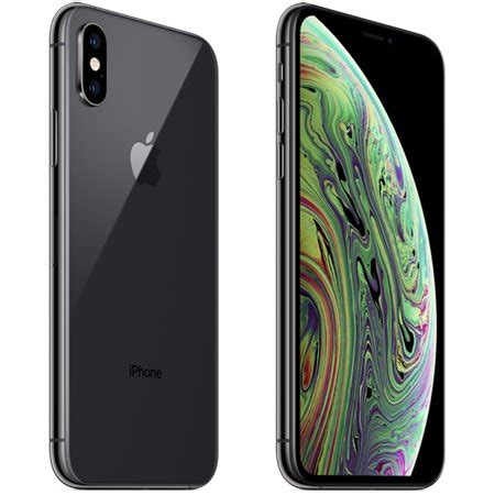 apple iphone xs max space gray 512gb usa walmart