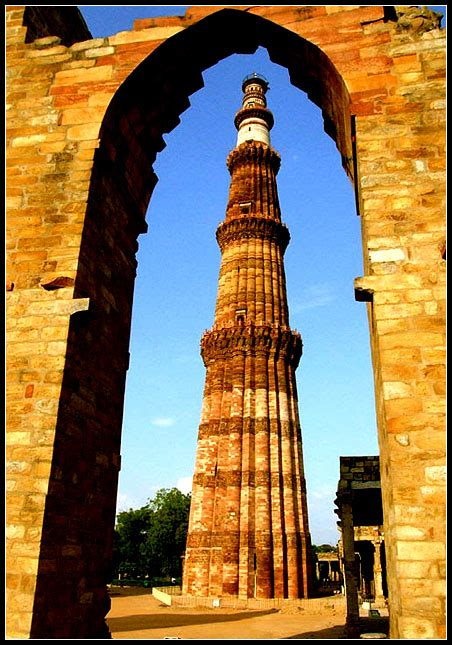 qutub minar biography in english qutub minar a photo from delhi north trekearth