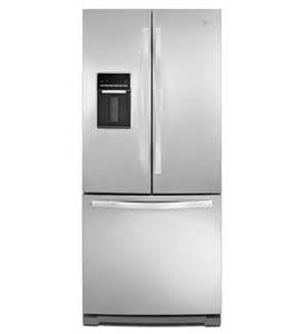 Sears Refrigerators French Door - 30 inch wide french door refrigerator with exterior water