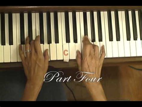 tutorial piano greensleeves greensleeves piano tutorial b4 youtube