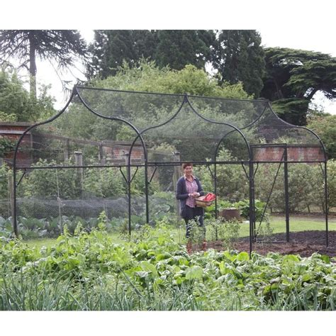 Garden Arch Netting 17 Best Images About Fruit Cages And Netting On