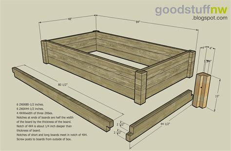 log beds plans