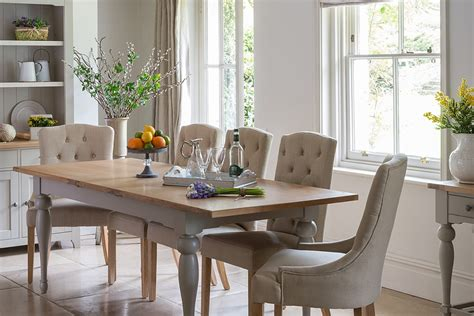 malvern extending french dining table crown french furniture