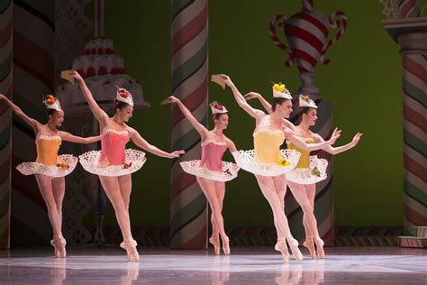 nutcracker performances at pacific northwest ballet in seattle