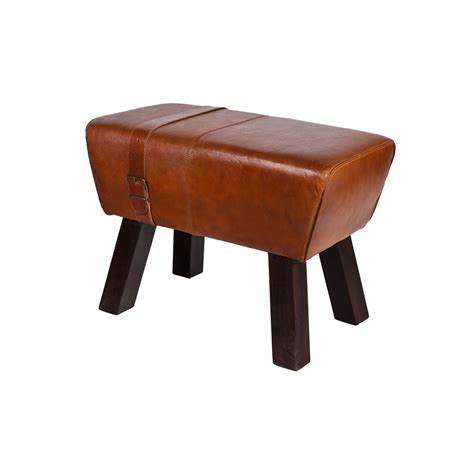 small leather bench small leather bench in brown kids desks drawers wardrobes cucko