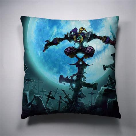 League Of Legends Pillow by Shaco League Of Legends Decorative Throw Pillow League
