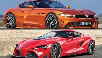 bmw and toyota agree on joint sports car platform