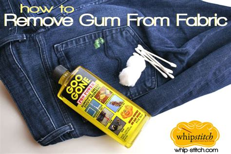 how to get gum out of fabric couch remove gum on sweater aztec sweater dress