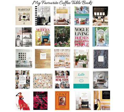 Best Coffee Table Books Brokeasshome Com Best Coffee Table Books For