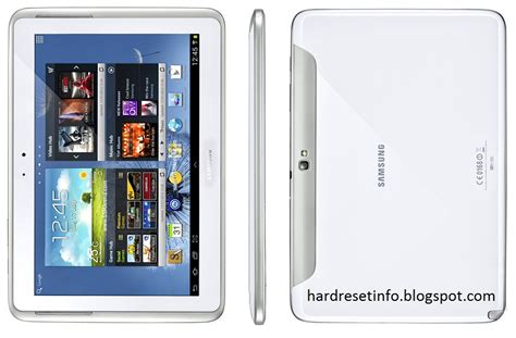 Samsung Galaxy Note 10 Reset by Reset Samsung Galaxy Note 10 1 N8010 Hardresetinfo