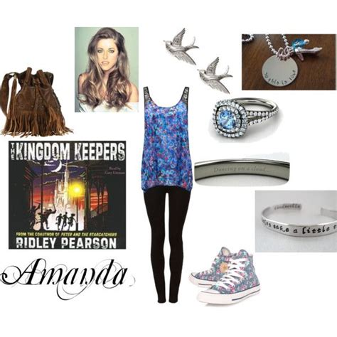 themes in kingdom keepers amanda kingdom keepers disney pinterest the o jays