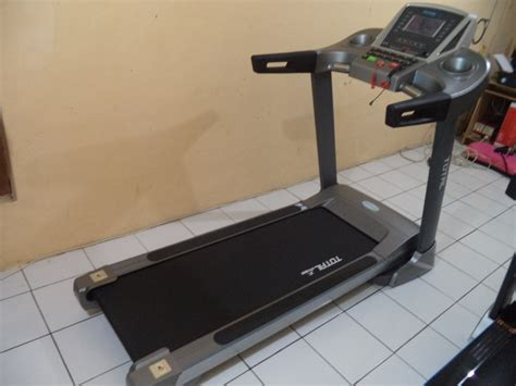 Total Fitness Treadmill Elektrik Komersial Total Tl 123 Motor 30 Hp alat fitness treadmill elektrik komersial tl188 motor 3 hp