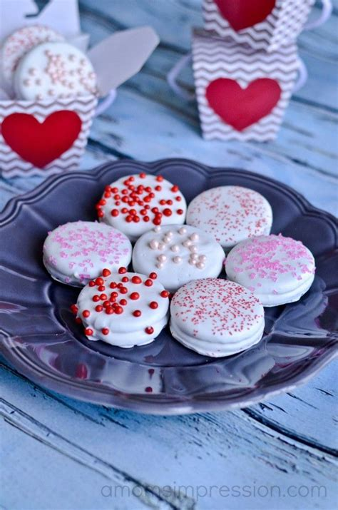 valentines oreos discover and save creative ideas