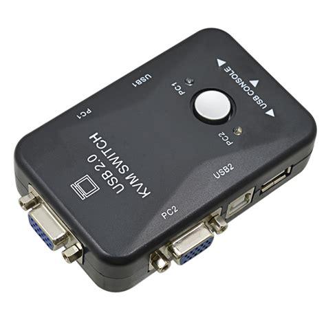 Aq3587 Vga Splitter 4 Port Spliter 14 Por Kode X3587 2 compra kvm switch ethernet al por mayor de china