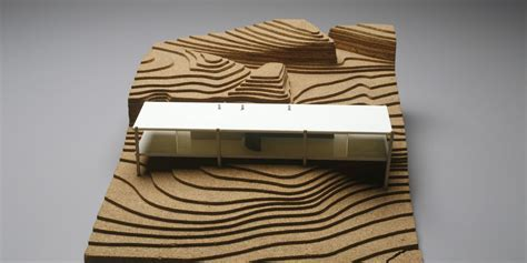 Architectural model of Daphne Murcutt's house   MAAS