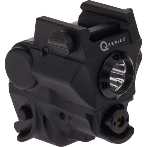 best pistol laser light combo iprotec q series subcompact pistol laser sight and led