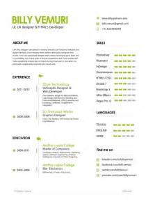 Ui Developer Resume by Ui Ux Designer Resume