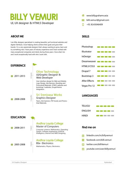 ui developer resume template ui ux designer resume