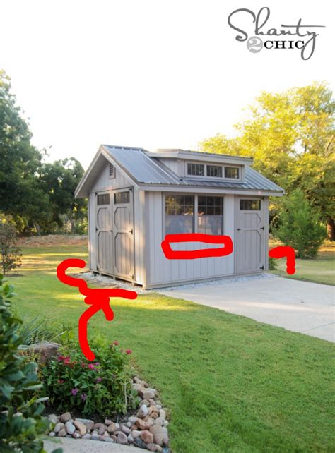 Shanty Sheds by New Storage Shed Shanty 2 Chic