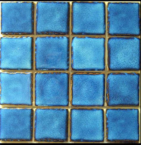 blue tiles green ceramic tile feel the home