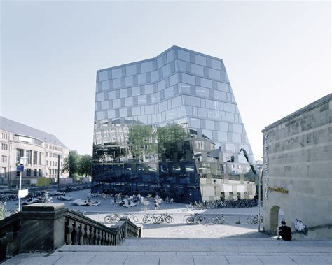 architekten freiburg library in freiburg degelo architekten ittenbrechb 252 hl