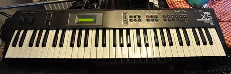 Keyboard Korg X5 korg x5 image 760831 audiofanzine