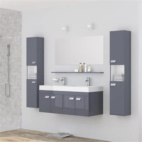Salle De Bain Complete alpos salle de bain compl 232 te vasque 120 cm laqu 233