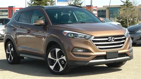 hyundai tucson 2016 brown 2016 hyundai tucson ltd awd presentation 15125118