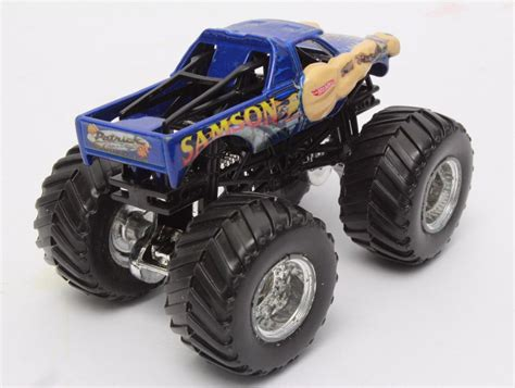 100 Diecast Monster Jam Trucks Custom 1 64 Monster