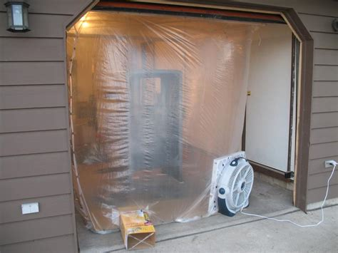 spray booth design diy weekend paint booth woodworking sprays and garage workshop