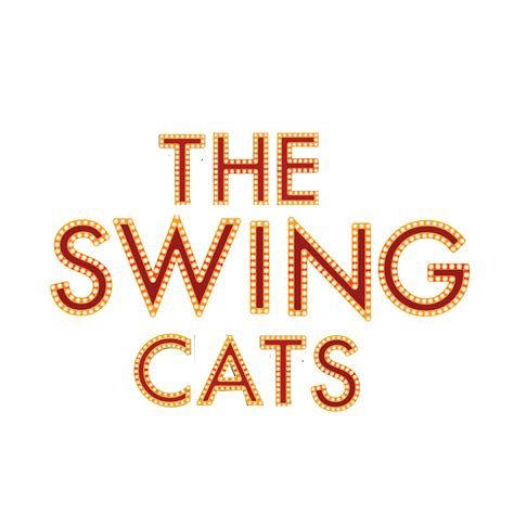 swing cats logo the swing cats the swing cats