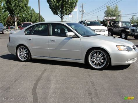 subaru legacy custom 2006 subaru legacy 2 5 gt limited sedan custom wheels
