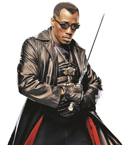 wesley snipes is pushing to get the blade gig again