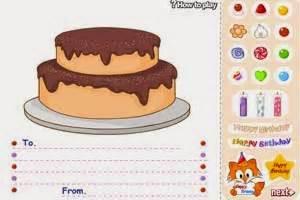 games online membuat kue ulang tahun permainan membuat kue ulang tahun tart game online 2015