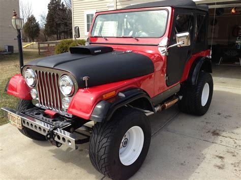 jeep cj hood bangshift com 1976 jeep cj7