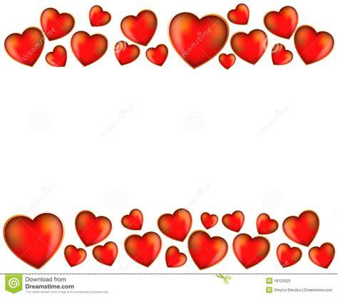 de corazones rosas y rojos sobre un fondo blanco imagenes sin corazones rojos en un fondo blanco foto de archivo libre