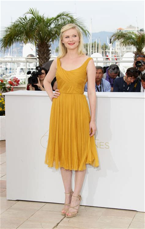Worst Dressed Of The Day Kirsten Dunst Oscars Edition by Kirsten Dunst The Best And Worst Dressed Of