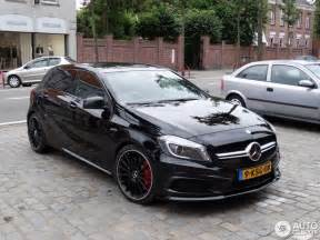 Mercedes A 45 Amg Price Mercedes A 45 Amg 16 August 2013 Autogespot