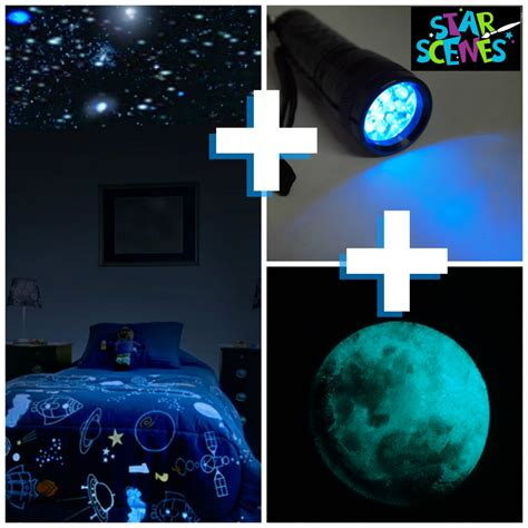 glow in the moon package for room or nursery