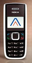Hp Nokia Tipe 225 Second nokia 1255