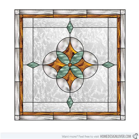 Decorating With Stained Glass by 15 Well Made Stained Glass Window Panels Home Design Lover